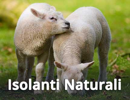 Foto per pagina isolanti naturali di Eco Idee Edilizia