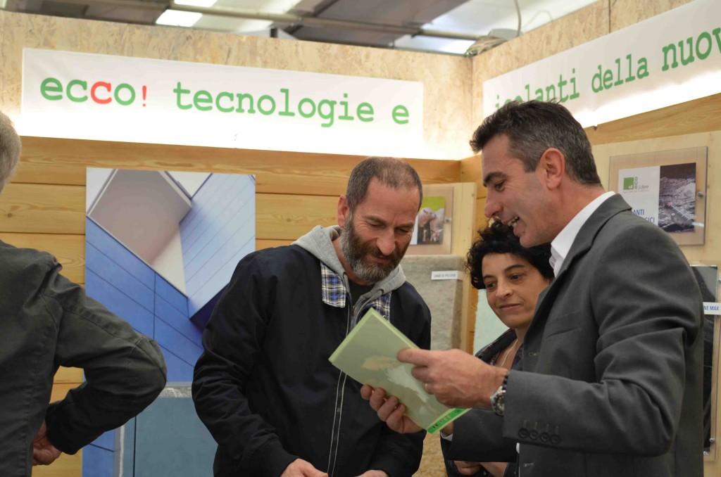 Foto 5 dello Stand di Eco Idee Ediliza a Lario fiere per Como Casa Clima
