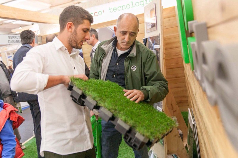 Foto 6 dello Stand di Eco Idee Ediliza a Lario fiere per Como Casa Clima