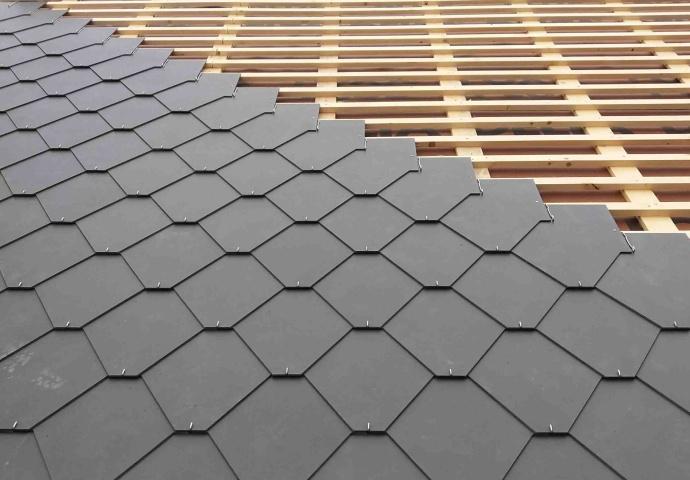 Foto rappresentativa di un tetto ventilato